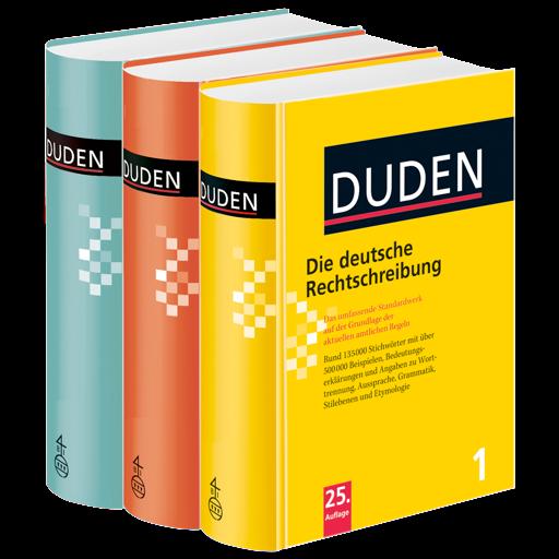 Duden Wörterbücher Deutsch