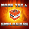 TOO MUCH TNT FOR MINECRAFT PE(ADDON)