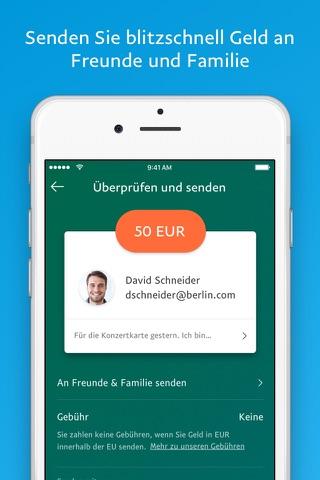 PayPal: Mobile Cash screenshot 2