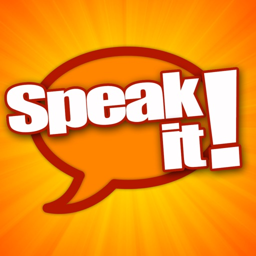 Speak it! Text to Speech iOS App