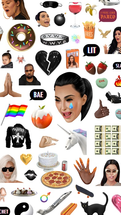 download KIMOJI apps 1