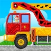 Kids Trucks in Town - Adventure Games for Toddlers