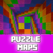 EMERALD PUZZLE MAPS For Minecraft Pocket Edition