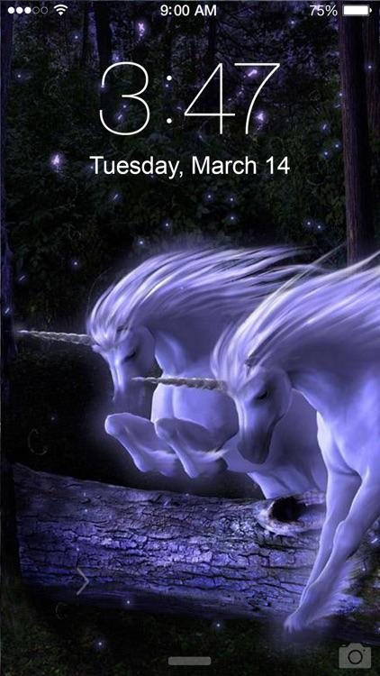 Unicorn Wallpaper Maker – Cute Backgrounds HD Free