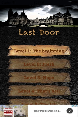 The Last Door screenshot 1