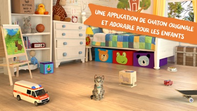 download Little Kitten - mon chat préféré apps 0