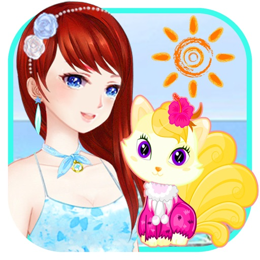 Beauty dressup salon makeover girly games by happy zhao - Beauty salon makeover games ...