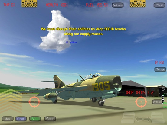 Screenshot #2 for Gunship III - Combat Flight Simulator - VPAF