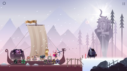 Screenshot Vikings: an Archer's Journey