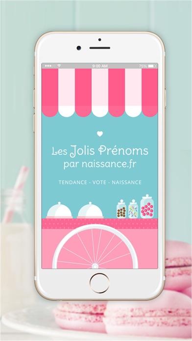 download Les Jolis Prénoms pour bébé apps 3