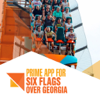 Prime App for Six Flags Over Georgia Wiki