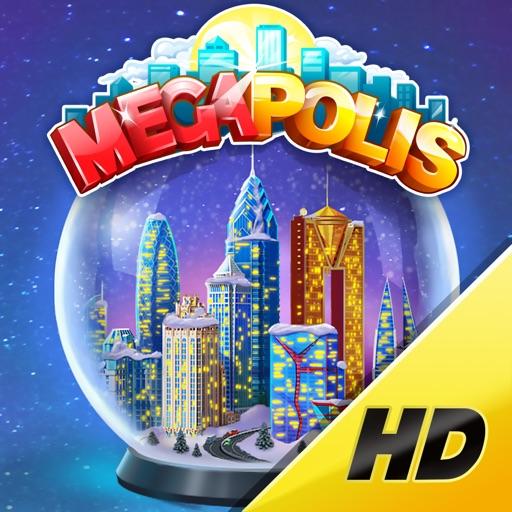 Megapolis HD iOS App