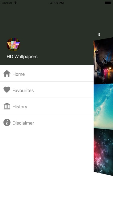 download HD Wallpapers - Cool Backgrounds and Themes apps 3