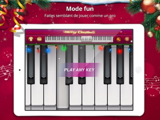 t l charger piano de no l gratuit musique chansons et jeux pour iphone ipad sur l 39 app store. Black Bedroom Furniture Sets. Home Design Ideas