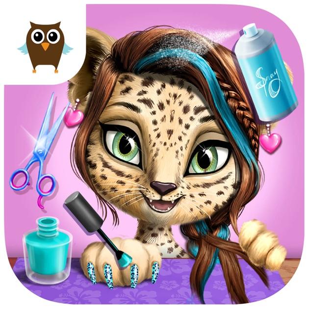 Jungle Animal Hair Salon 2 On The App Store