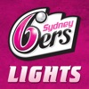 Sixers Magenta Light Show