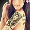 Ultimate Tattoo My Photo Editor Camera Fonto app free for iPhone/iPad