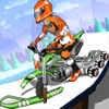 Snow Bike Stunt Rider - 3D Stunt Racing Game