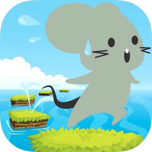 Mouse Jumping iOS App