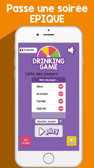 download Drink roulette - Jeu d'alcool apps 3