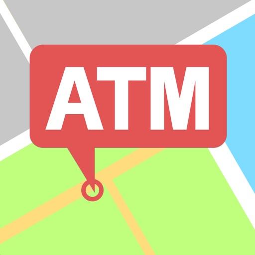 找ATM找银行网点:ATM Finder