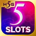 High 5 Casino - Real Vegas Slots! icon