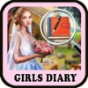 Free Hidden Objects : Girls Diary
