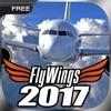 Flight Simulator FlyWings Online 2017 Free