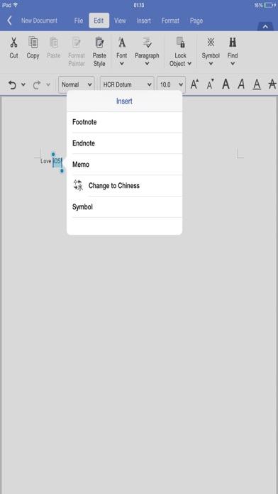 Office Pro - for Word, Spreadsheet & Slides Docs Screenshots