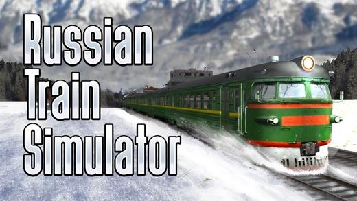 Russian Railway Train Simulator 3D Full Screenshots