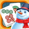 Christmas Winter Mahjong - Deluxe Majong Puzzle Hd