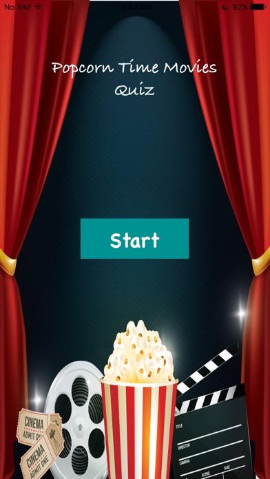 Popcorn Time Movies Trivia Screenshot 1