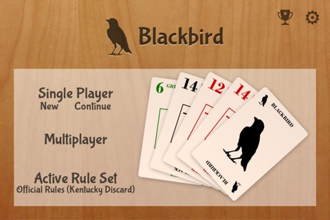 Blackbird! screenshot 1