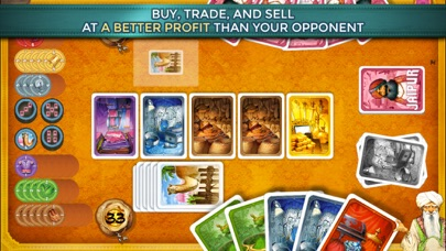 Jaipur: the board game screenshot1