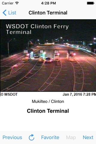 MultiCam Washington Ferries screenshot 3