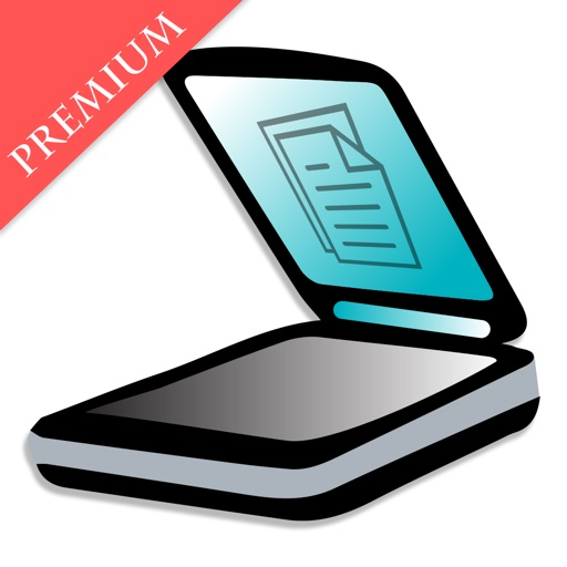Scanner Go Premium - Scan PDFs & Document Scanner iOS App