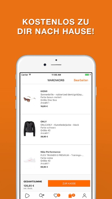 Zalando - Shopping und Fashion Screenshot