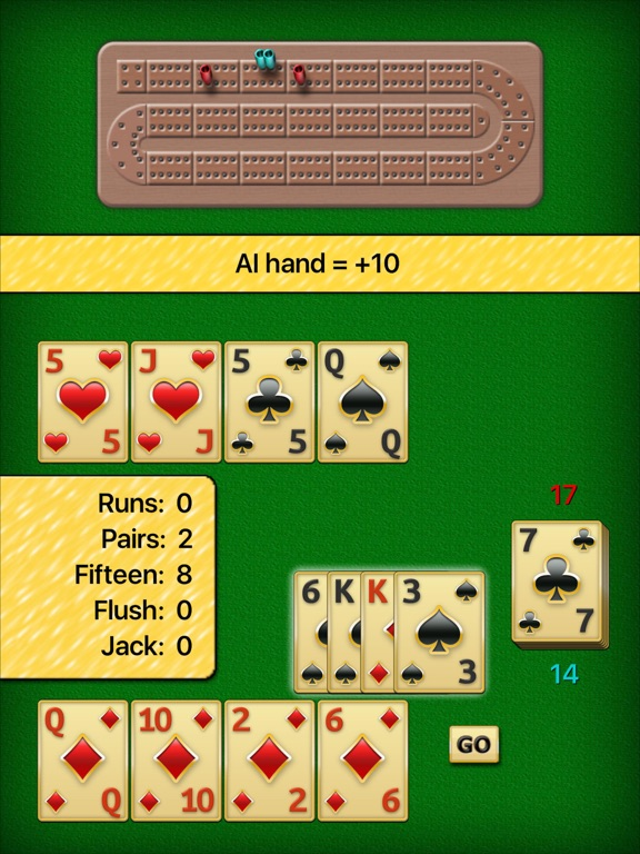 how to play cribbage easy