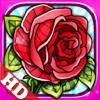 Coloriage Mandala Fleurs Coloriages Fleur Dessins!