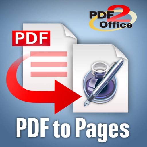PDF to Pages by PDF2Office - the PDF Converter Icon