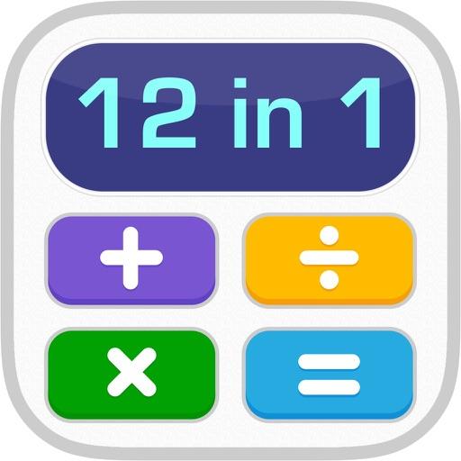 万能计算器11合1:Calculator Pro (11 in 1)