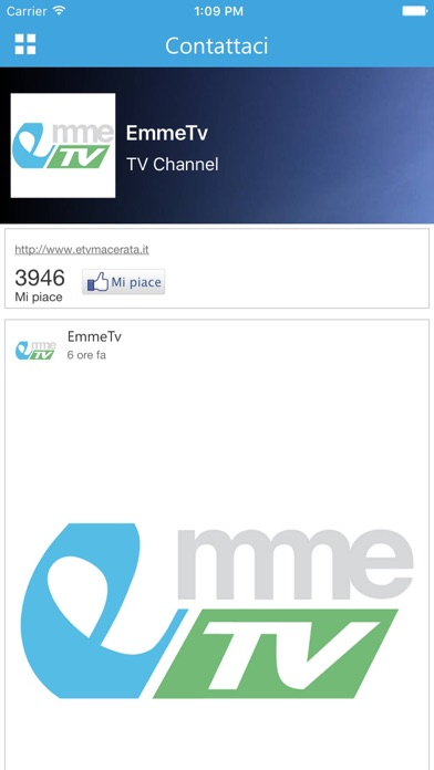 Screenshot of EmmeTv4