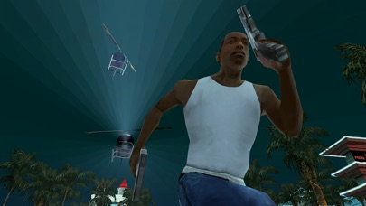 Grand Theft Auto: San Andreas iPhone