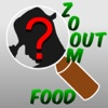 Zoom Out Food Game Quiz Maestro