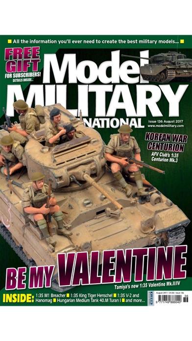 Model Military International Magazine review screenshots