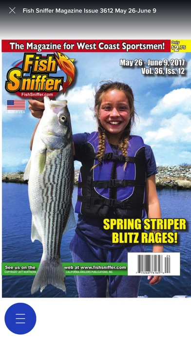 Fish sniffer magazine app download android apk for The fish sniffer