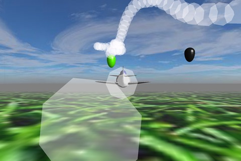 Little Airplane 3D for kids: learn colors, numbers screenshot 3