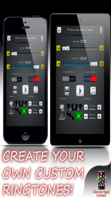 Myringtonecreator ringtone maker design studio app Blueprint creator app