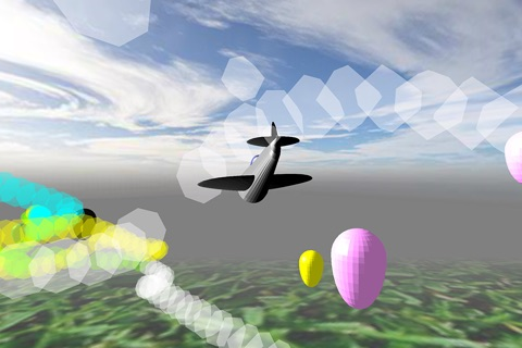 Little Airplane 3D for kids: learn colors, numbers screenshot 4