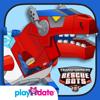 Transformers Rescue Bots: Isla de los Dinosaurios